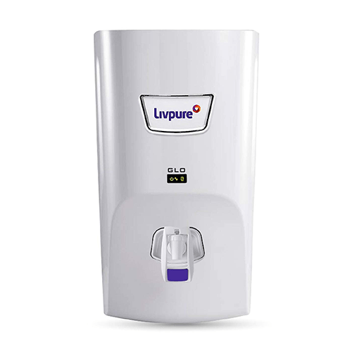 Livpure Glo RO+UV+Mineralizer Electric Water Purifier